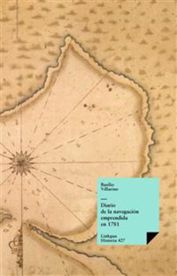 Diario de la navegación emprendida en 1781 - cover