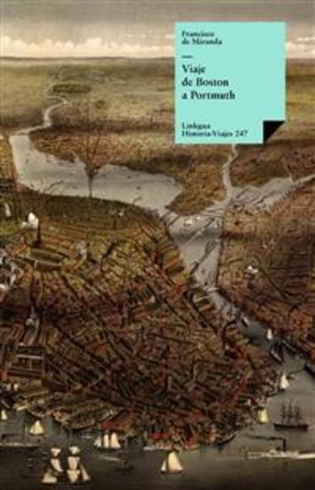 Viaje de Boston a Portmuth - cover
