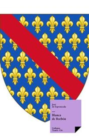 Blanca de Borbón - cover