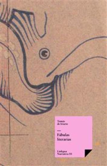 Fábulas literarias - cover