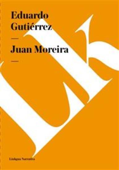 Juan Moreira - cover