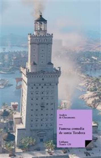 Famosa comedia de santa Teodora - cover