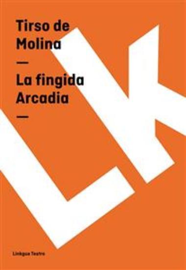 La fingida Arcadia - cover