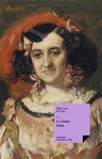 La dama boba - cover