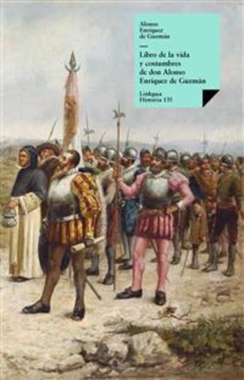 Libro de la vida y costumbres de don Alonso Enríquez de Guzmán - cover