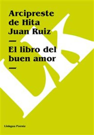 Libro de buen amor - cover