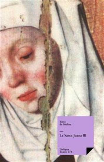 La santa Juana III - cover