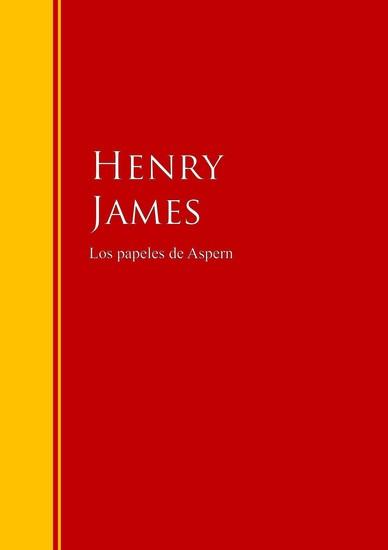 Los papeles de Aspern - cover