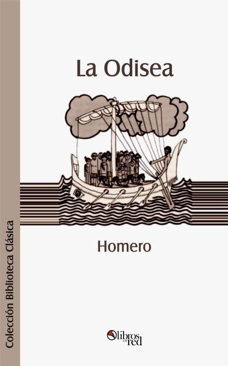 La Odisea - cover