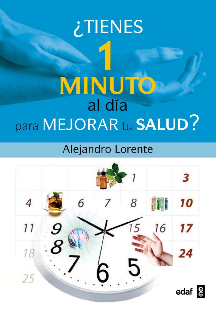 ¿Tienes un minuto al día para mejorar tu salud? - cover
