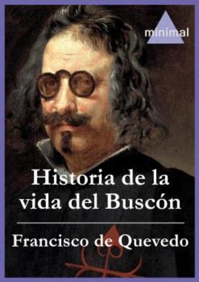 Historia de la vida del Buscón - cover