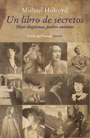 Un libro de secretos - Hijas ilegítimas padres ausentes - cover
