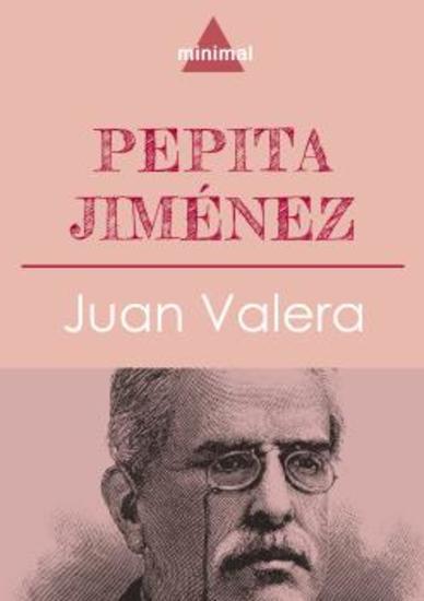 Pepita Jiménez - cover