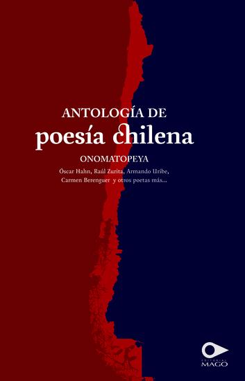 Antología de Poesía chilena - Onomatopeya - cover