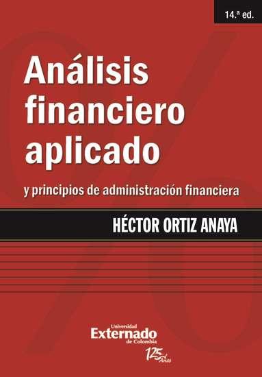 Análisis financiero aplicado y principios de administración financiera 14ª ed - cover