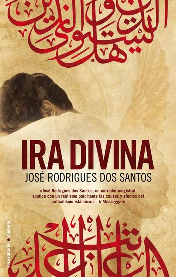 Ira divina - cover