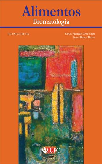 Alimentos - Bromatología - cover