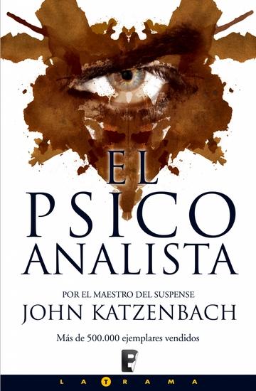 El psicoanalista - cover