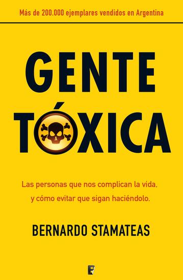 Gente tóxica - cover
