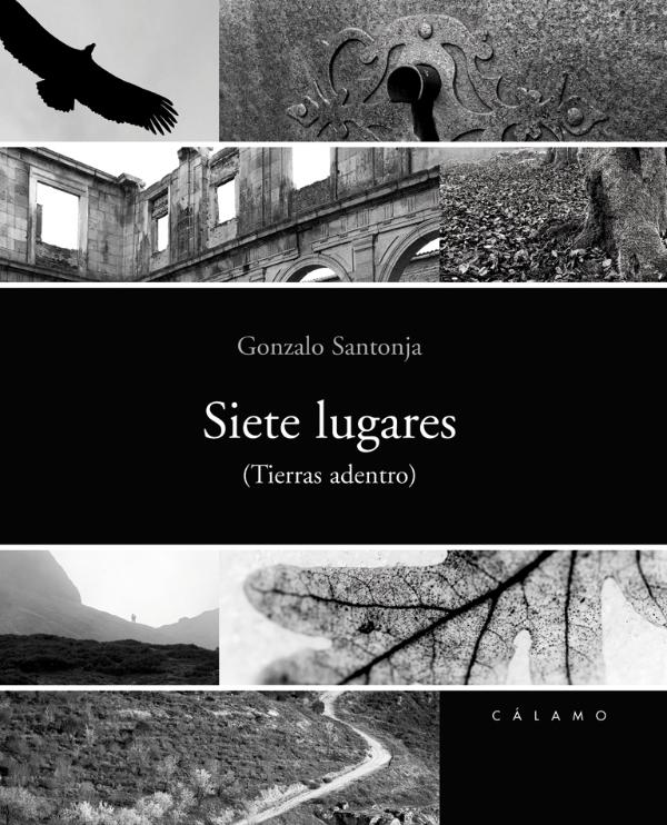 Siete lugares (Tierras adentro) - cover