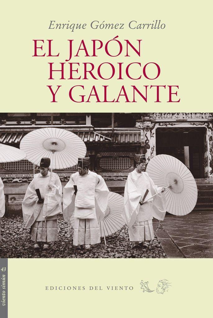 El Japón Heroico y Galante - cover