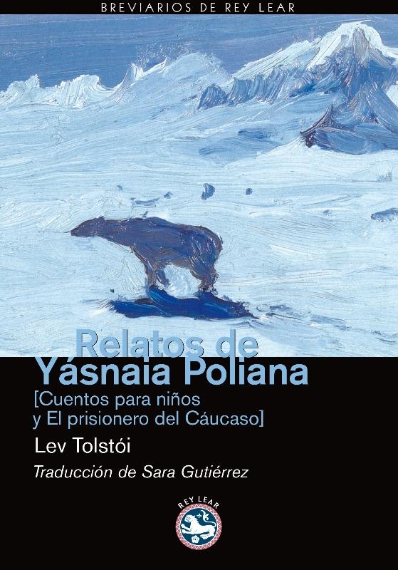 Relatos de Yásnaia Poliana - cover
