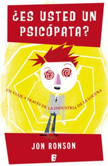 ¿Es Usted un psicópata? - cover
