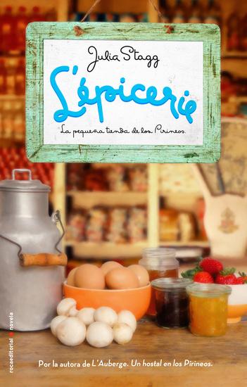 L'épicerie La pequeña tienda de los Pirineos - cover