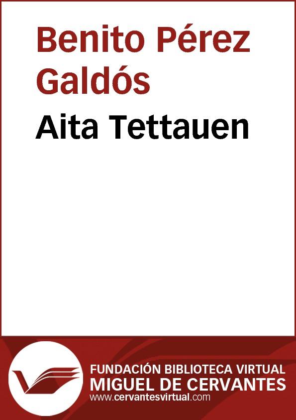 Aita Tettauen - cover