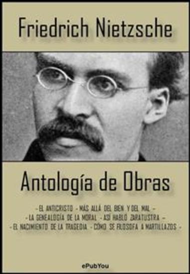 Antología de Obras - cover