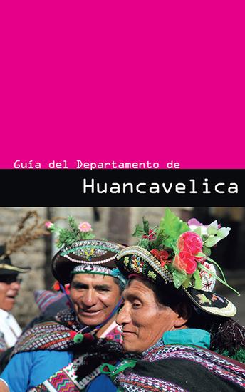 Guía del departamento de Huancavelica - cover