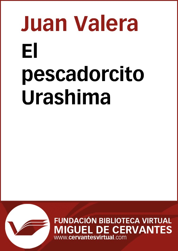 El pescadorcito Urashima - cover