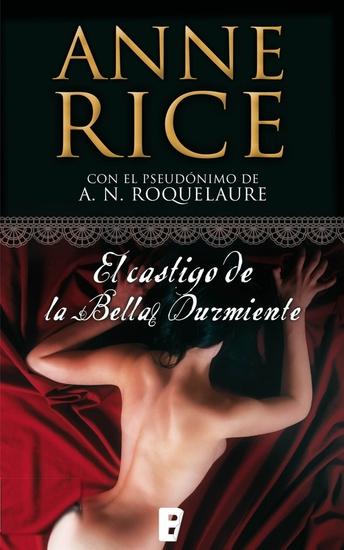 El castigo de la Bella Durmiente - cover