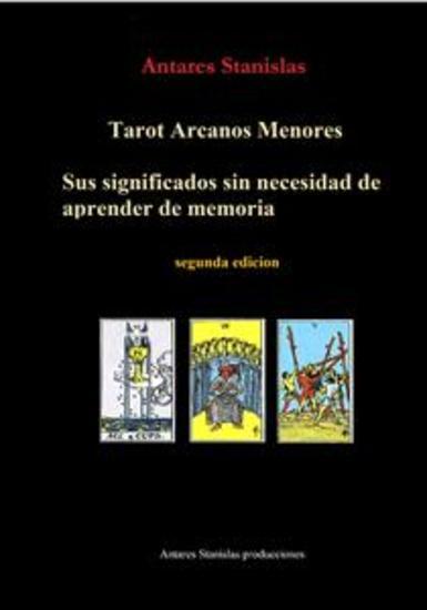 Tarot Arcanos Menores sus significados sin necesidad de aprender de memoria - cover
