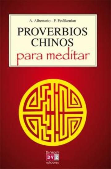 Proverbios chinos para meditar - cover