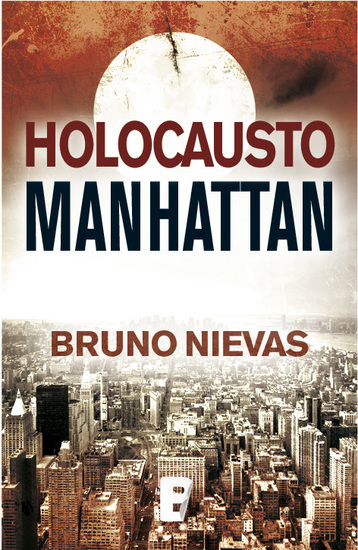 Holocausto Manhattan (B de Books) - cover