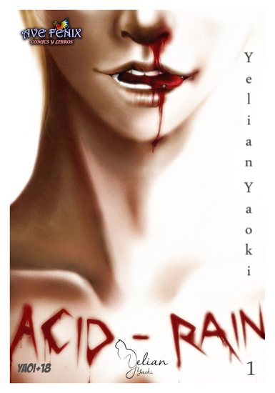 Acid Rain 01 - Roto Manga Yaoi - cover