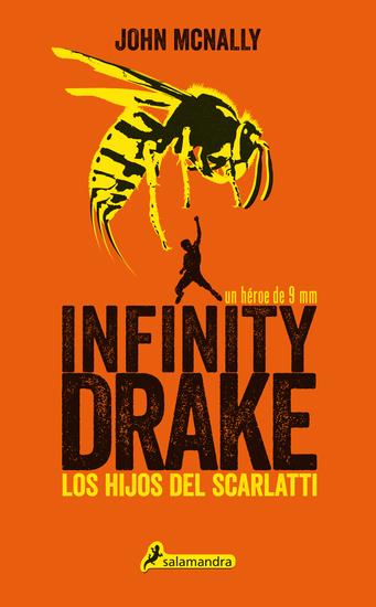 Infinity Drake: Los hijos del Scarlatti - cover
