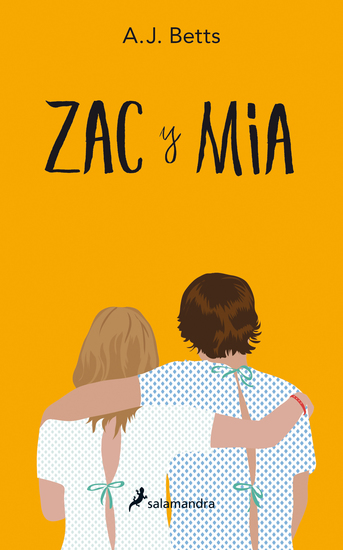 Zac y Mia - cover