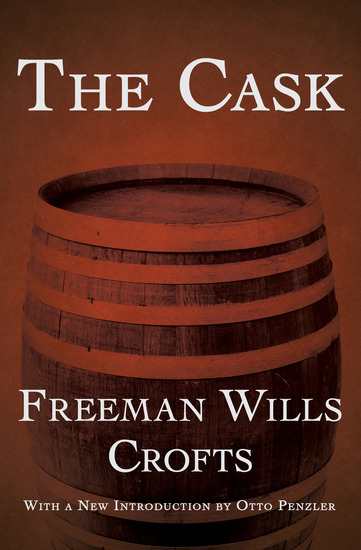 The Cask - cover