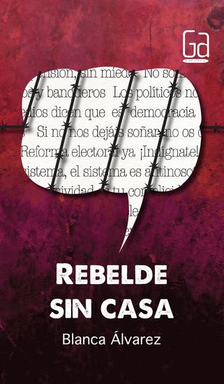 Rebelde sin casa - cover