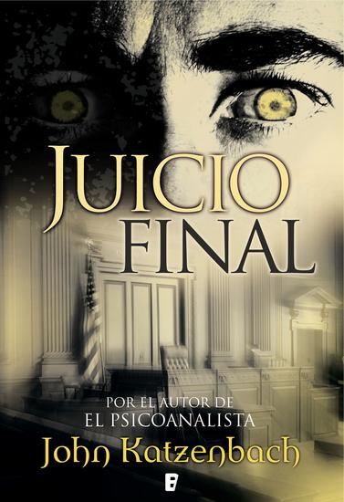 Juicio final - cover