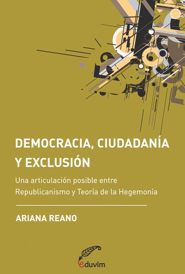 Democracia, ciudadanía y exclusión  - cover