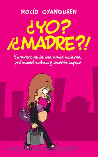 ¿Yo? ¡¿Madre?! - cover