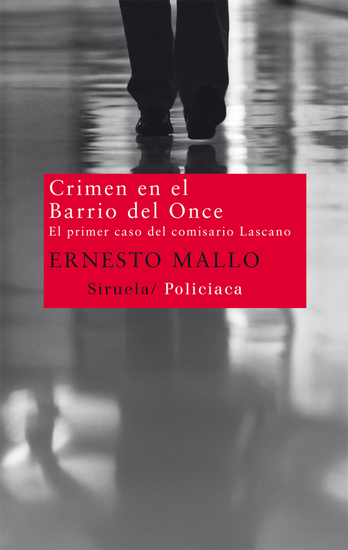 Crimen en el Barrio del Once - cover