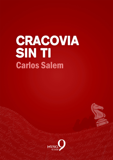 Cracovia sin ti - cover