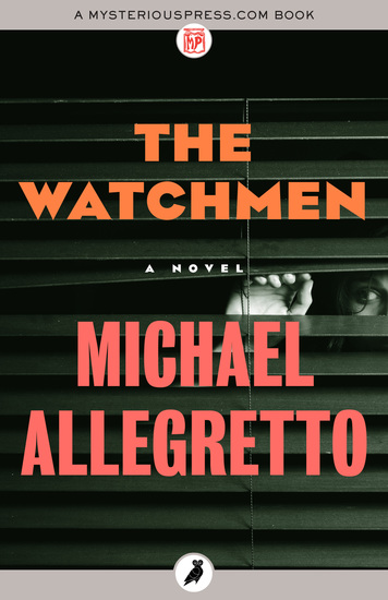 The Watchmen - A Novel - cover