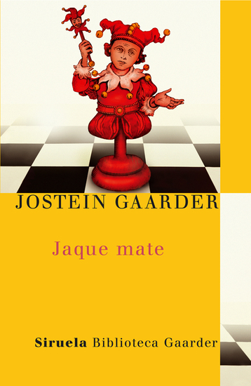 Jaque mate - cover
