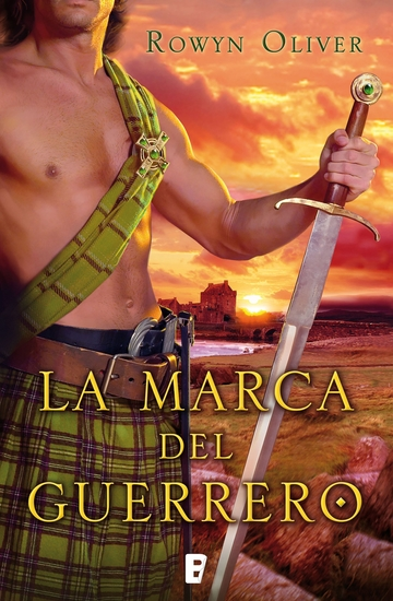 La marca del guerrero - cover