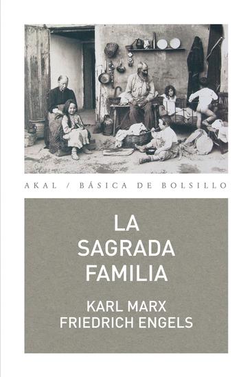 La Sagrada Familia - cover